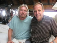 Scott Rewick - the guy on the right - on getting an unlimited flow of new customers, cheap.